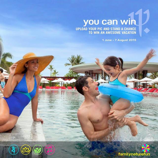 Submit your travel photo taken at CLub Med Cherating Beach to win trip for two to Club Med Bali!!