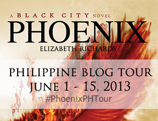 Elizabeth Richards' Phoenix Blog tour [excerpt+giveaway]
