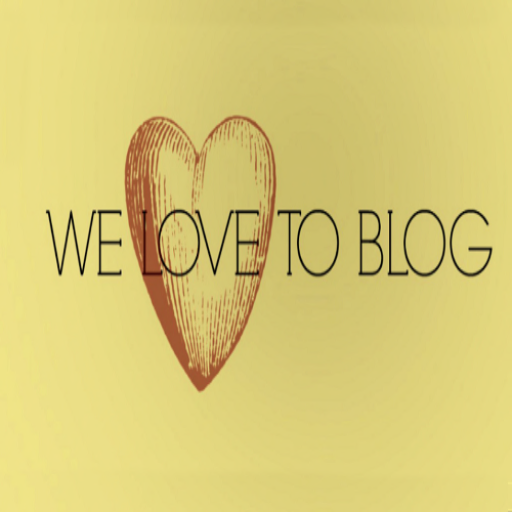 We Love To Blog.