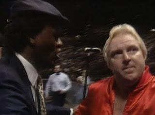 WWE SURVIVOR SERIES 1988 - SLICK AND BOBBY HEENAN
