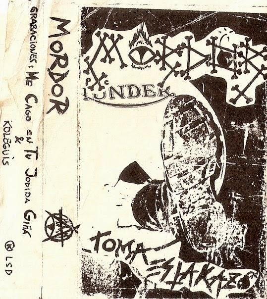 TOMA ESTAKAZO - 1992