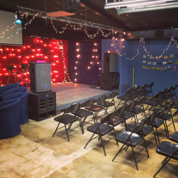 Church Youth Room Design Ideas