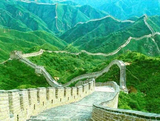 expert about the great wall of china