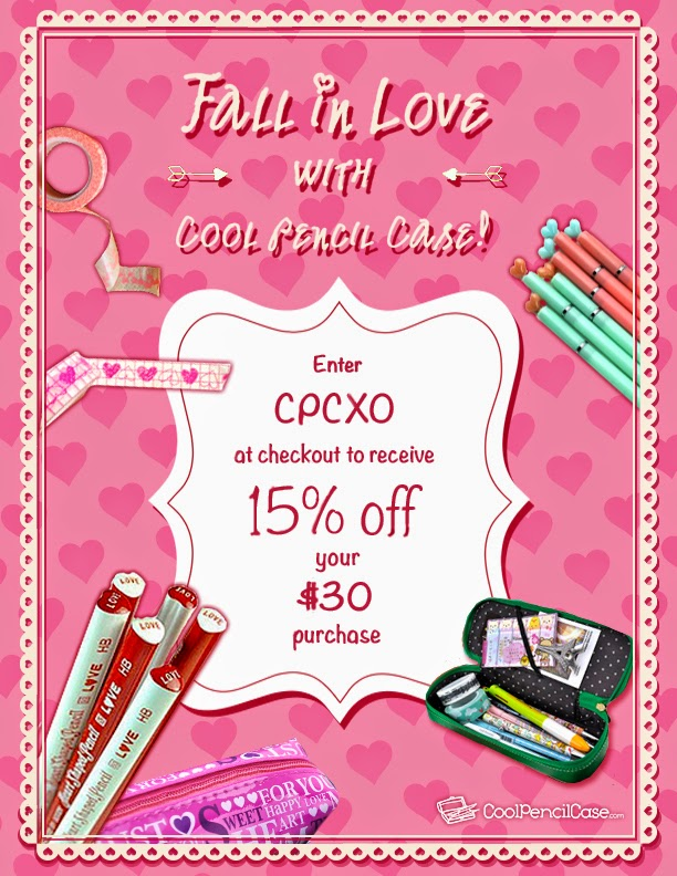 Coupons for Stores Related to coolpencilcase.com