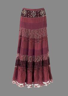 Stylish Skirt Design Picture