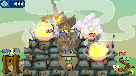 WORMS 2: ARMAGEDDON V1.3.2 ANDROID FULL APK