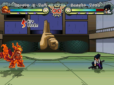 Naruto Mugen: New Era 2012 PC Game(3)