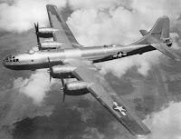 B29 bombázó