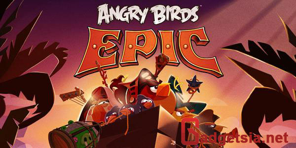 Game Android Terpopuler - Angry Birds Epic