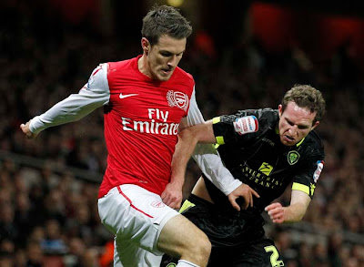 Arsenal 1 - 0 Leeds United (2)