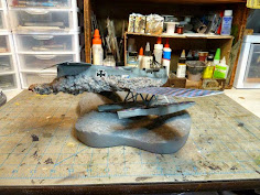 Base for Wingnut's 1/32 scale W12