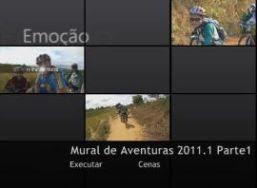 Coletânea de DVD do 1˚ Semestre de 2011