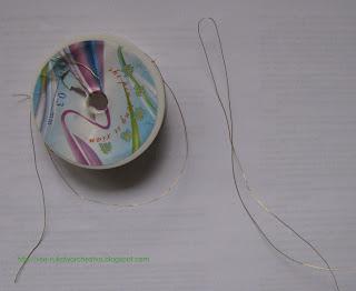 Параллельное плетение из бисера для начинающих. Мастер-класс