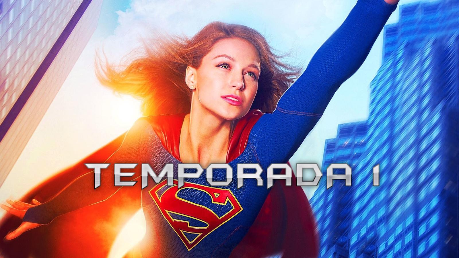 Supergirl (TEMPORADA 1) HD 1080P LATINO/INGLES