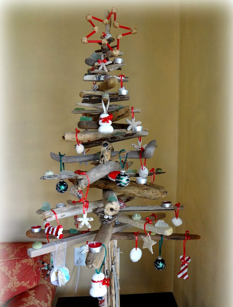 Homemade Christmas Trees