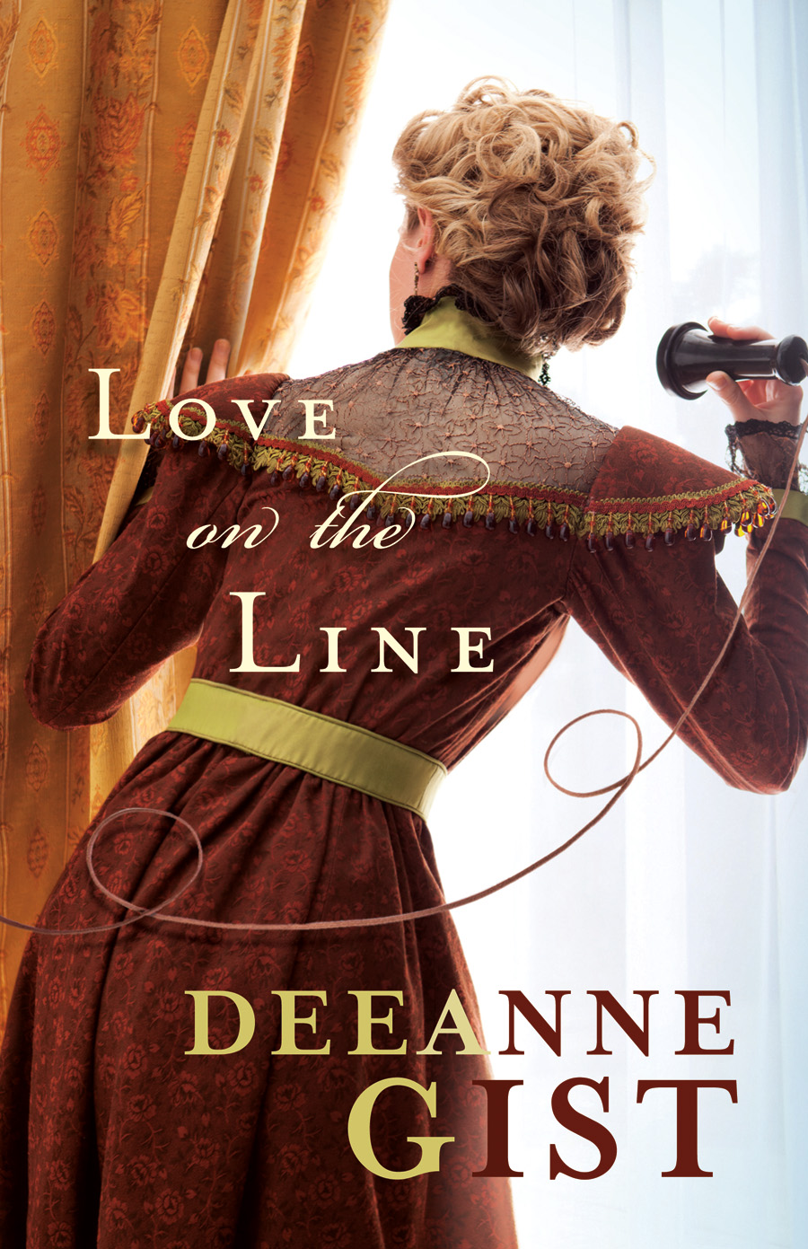 Love on the Line Deeanne Gist