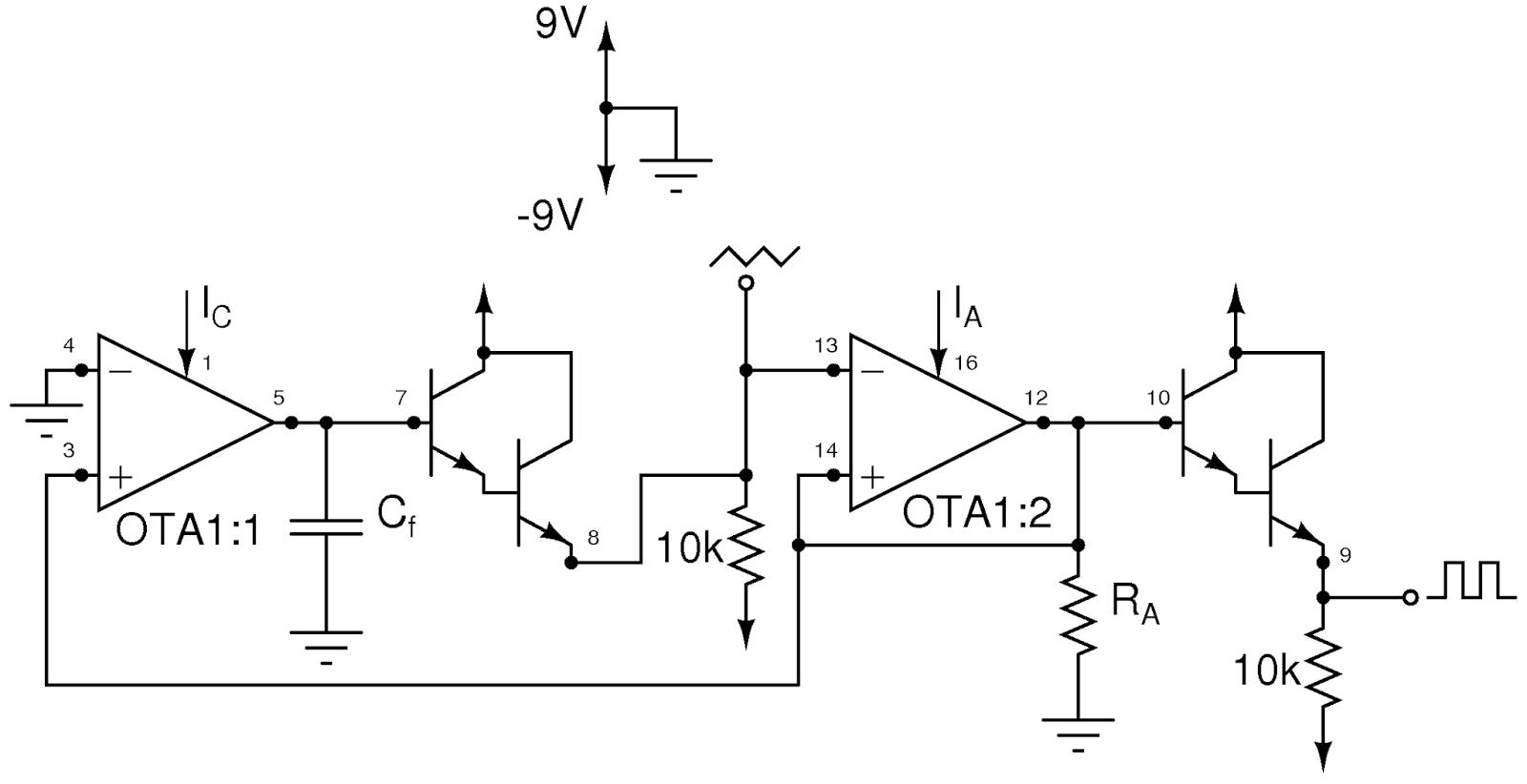 electronics evolution  current controlled oscillator