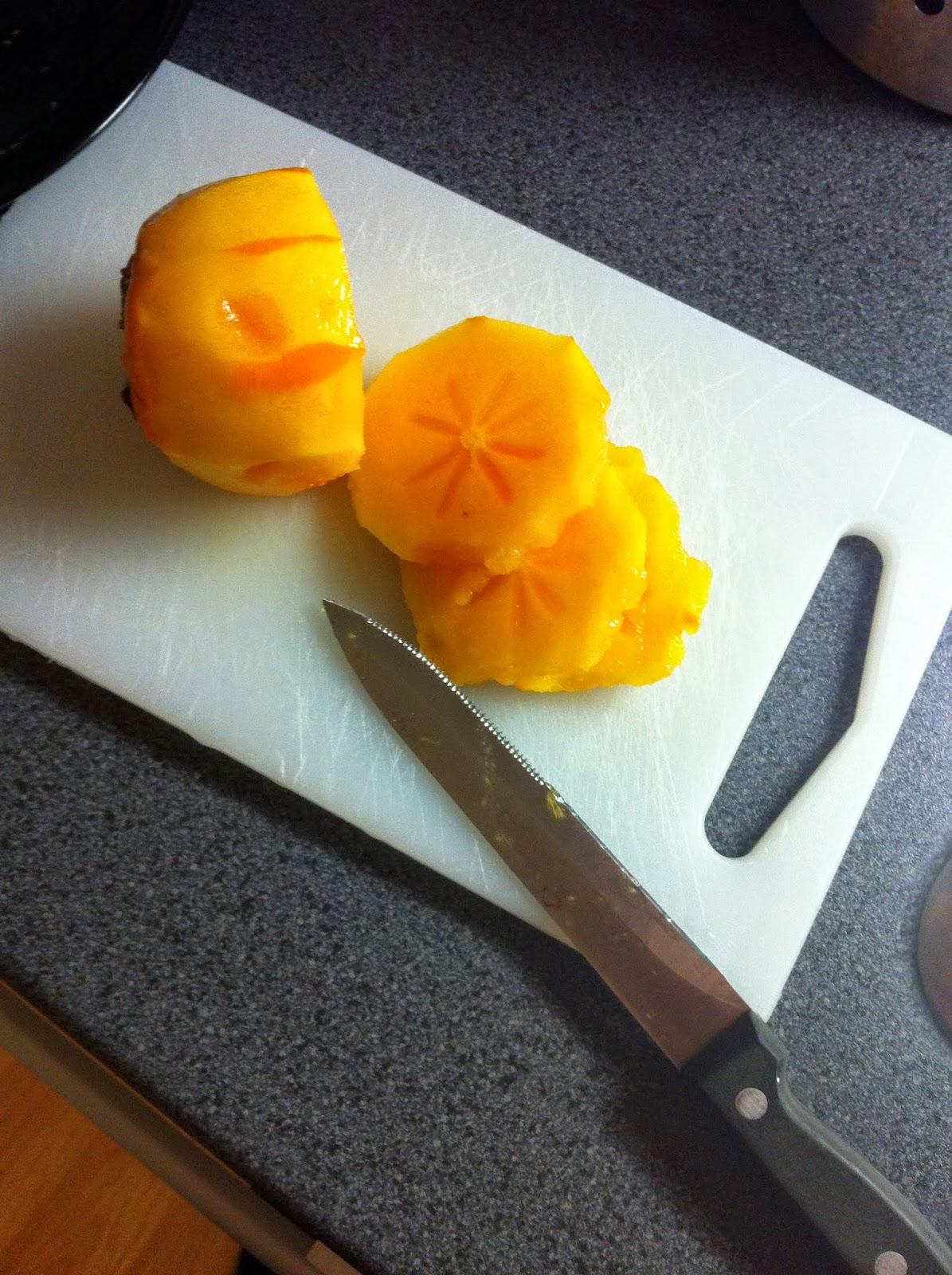 persimon, kaki, sharon, hedelmä, fruit