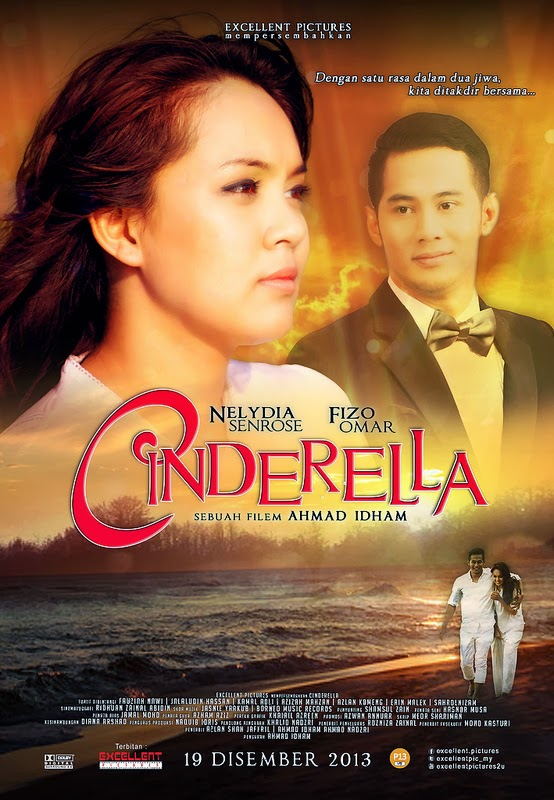 Review Filem Cinderella 2013