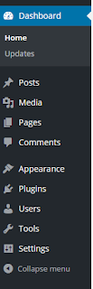 Template tema theme Wordpress