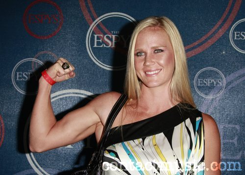 Holly Holm Hot