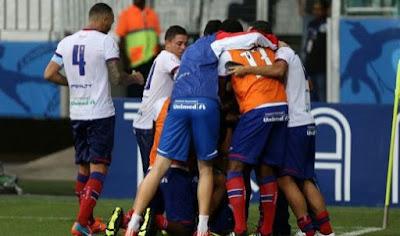 Bahia recebe Paysandu tentando esquecer goleada no BaVi