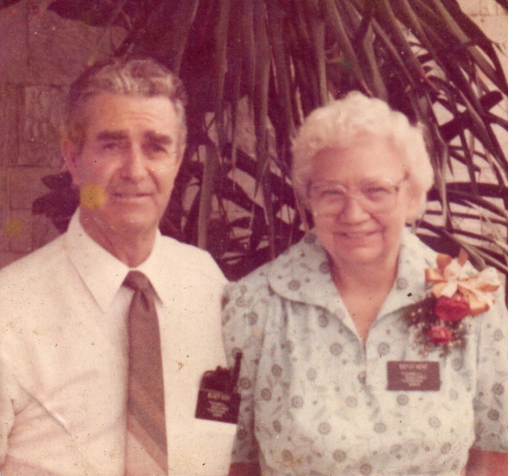Elder and Sister Kent (my surrogate parent)