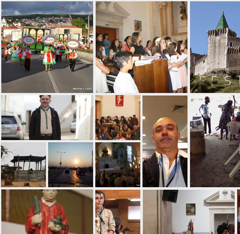 Blog das fotos da paróquia!