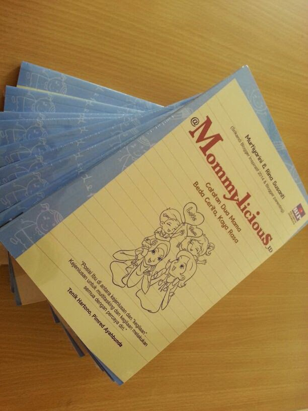 my book with Arin Murtiyarini