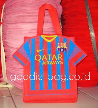 Goodie Bag Ulang Tahun Barcelona