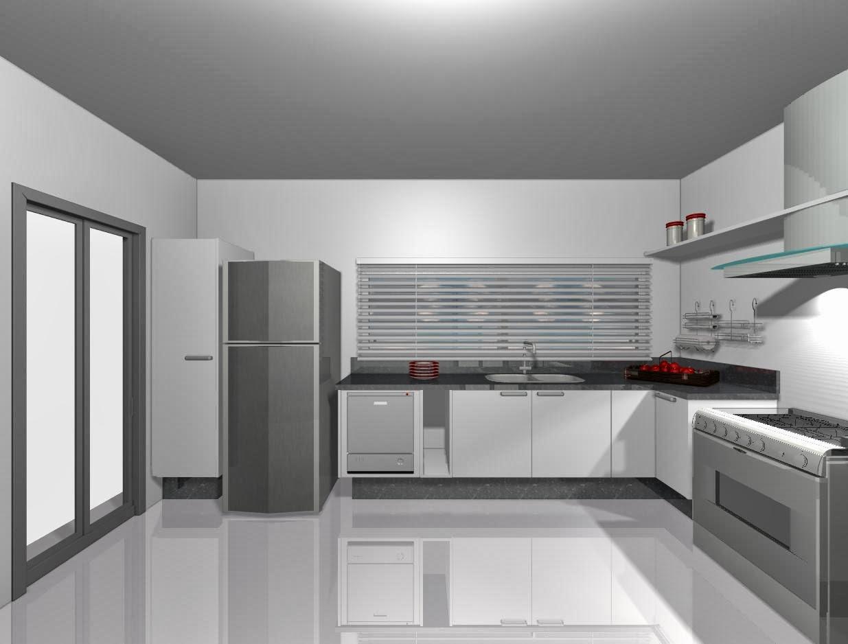 Decoração: Começa a mudar a cara da cozinha Cores da Casa #682828 1235 938