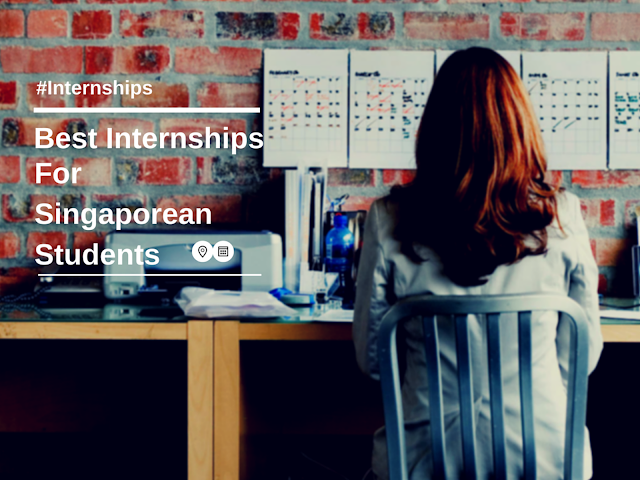 Best Internships for Singaporean Students?