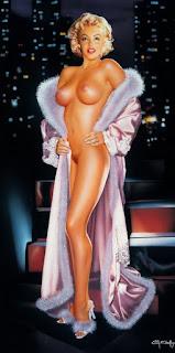 Desnudo Cuadro Pintura Artistica