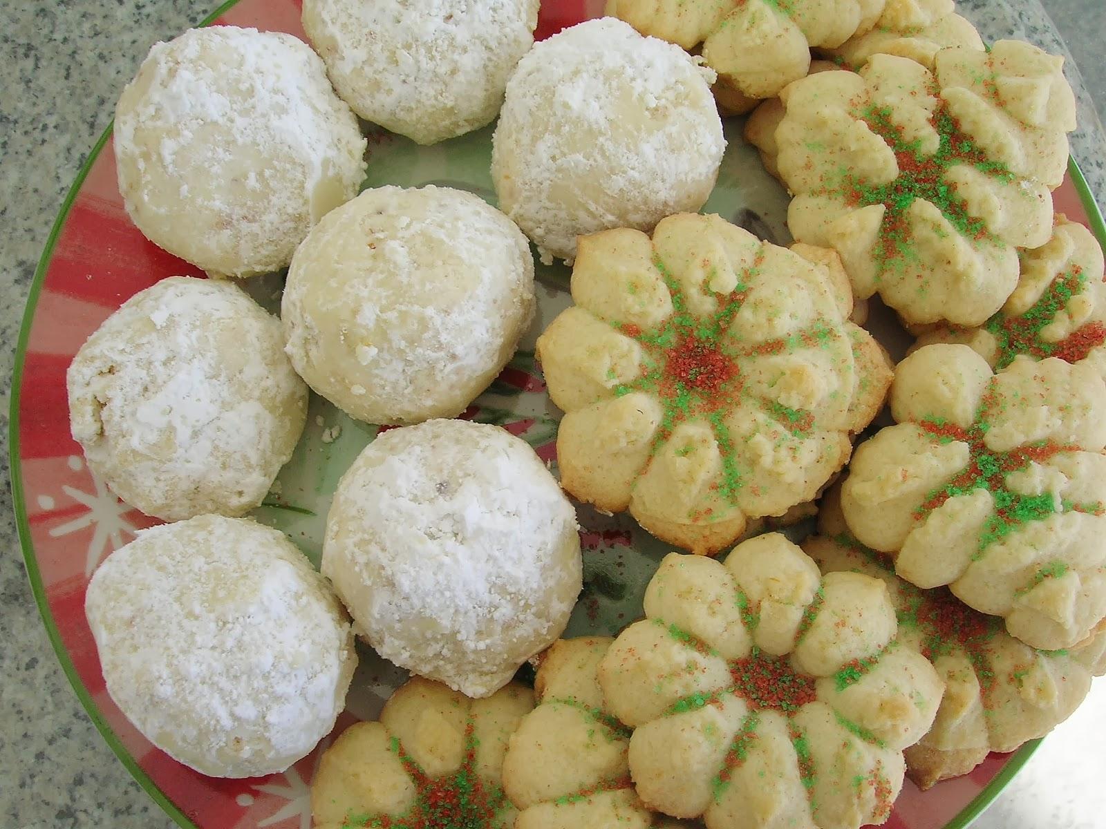 Skinny GF Chef : Gluten Free Spritz Christmas Cookies