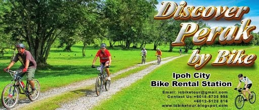 IPOH CITY BIKE RENTAL STATION