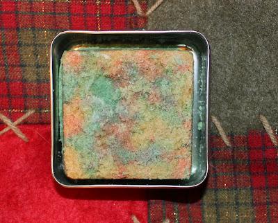 Lush Salt and Peppermint Bark