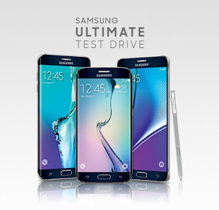 SAMSUNG launches 'Ultimate Test Drive' program for iPhone users
