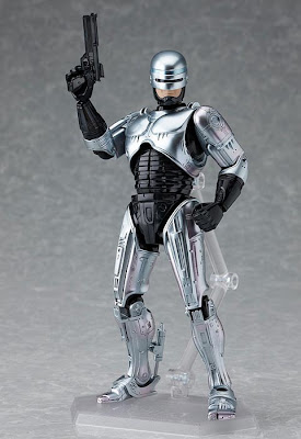 Figma Robocop review