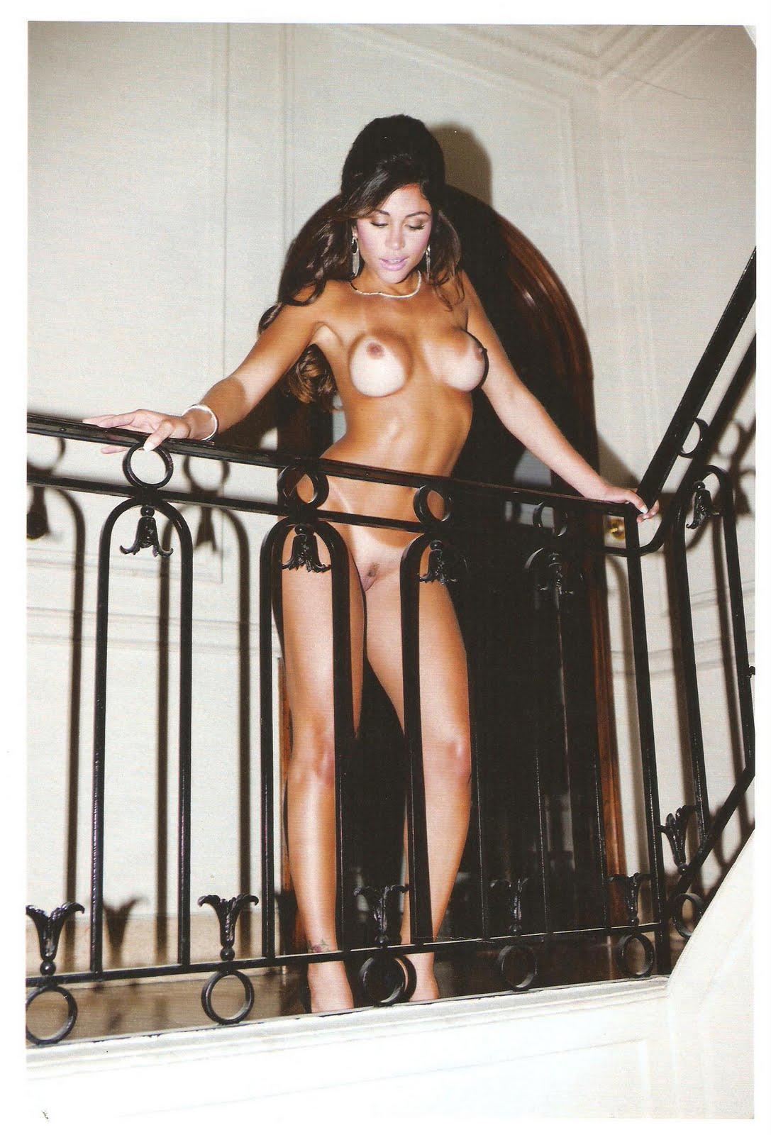 Nuas Nude Maria Melilo On Playboy Magazine Brazil June