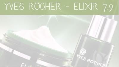 Yves Rocher - Die neue Elixir 7.9 Serie
