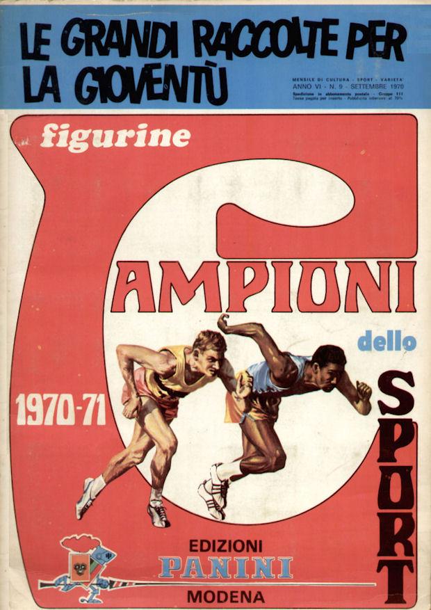 Figurina//Sticker CAMPIONI DELLO SPORT 1967//68-n.378 COSMELLI BASKET rec