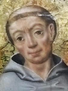 My Patron Saint - St Bernadine of Siena
