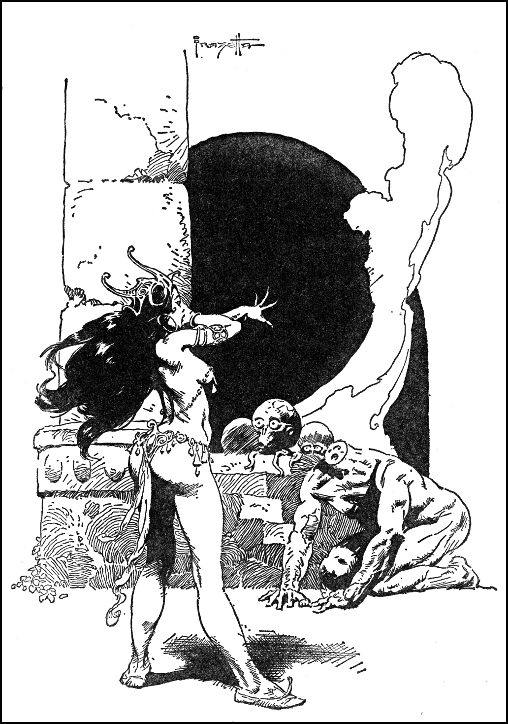 комиксы эротические черно белые № 2828 бесплатно