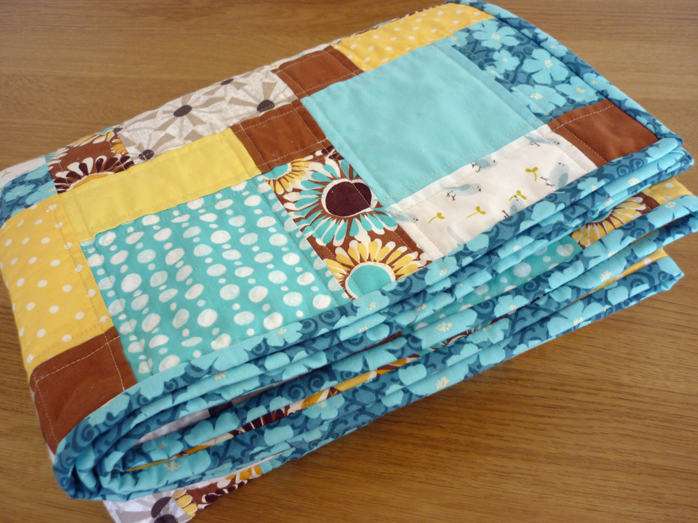 Mack And Mabel  Quilt Binding Tutorial