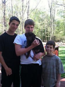 My Boys~2013