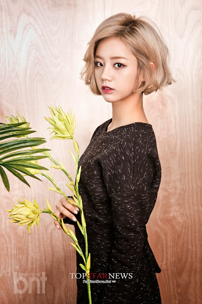 Girl's Day Hyeri bnt international
