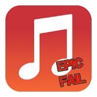 iOS 7 Music All Kinds of FUBAR