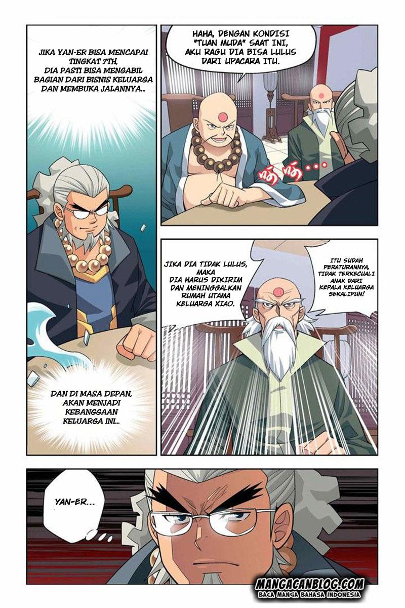 Battle Through Heaven Chapter 04-5