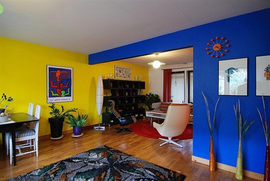 warna cat rumah kayu bagian luar yang bagus kombinasi