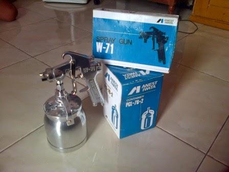 Spray Gun Anest Iwata